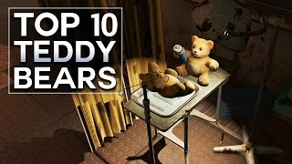 Fallout 4 - Top 10 Teddy Bears