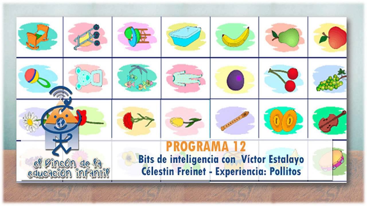 Bits de Inteligencia. Podcast El Rincón de la Educcaión Infantil nº 12