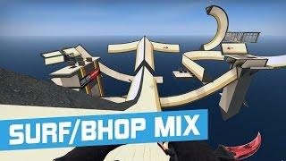 CS:GO Surf Music   ♫ Bhop, Surf Mix - Chill ♫   NCS