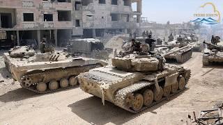 Phương Đông TV: Mỹ đã thua đau ở Syria như thế nào?