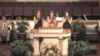 Ladies Trio- What A Savior