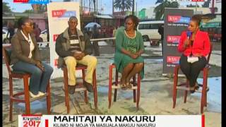 Mahitaji ya Nakuru-katika mdahalo ya wagombea ugavana wa kaunti ya Nakuru: Jukwaa la KTN pt 2