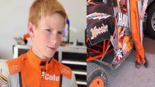 Cole Keatts  Racestar Lucas Oil Regional OffRoad Arizona