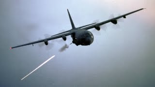 """Download Video """"Angel of Death"""" AC-130 Gunship in Action / Firing All Its Cannons - Live Fire Range MP3 3GP MP4"""