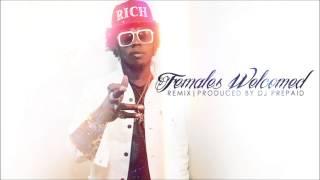 Trinidad James - Female$ Welcomed REMIX (Prod. By @DJPREPAID)
