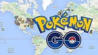 Pokemon GO Хак / hack программа на Python, которая отобразит всех покемонов на картах Google Maps