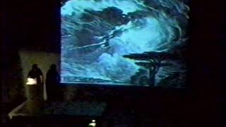 Lebbeus Woods (October 20, 2003)