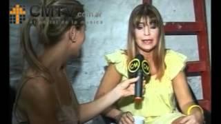 """Fabi Cantilo - Backstage """"Pupilas Lejanas"""" + Entrevista"""