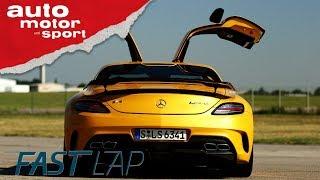 Mercedes SLS AMG Black Series: Wo Landet Der Vater Des AMG GT? - Fast Lap | Auto Motor Und Sport