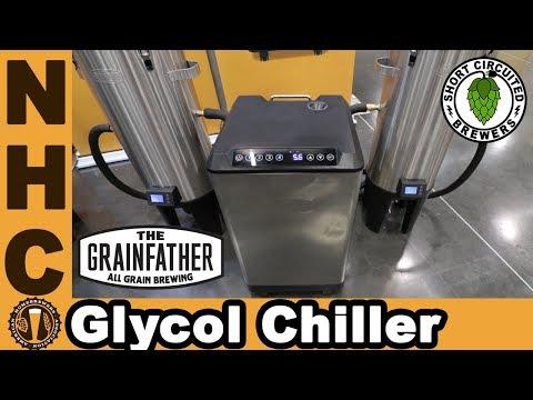 Grain Father USA Model Glycol Chiller Update #scbatnhc #homebrewcon
