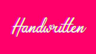 Top 10 Best Script Handwritten Fonts