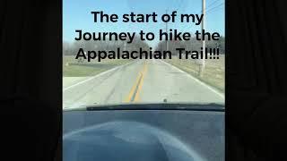 Getting started!! My trip to Georgia to start my Appalachian Trail thru hike 2018