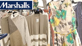 MARSHALLS CLOTHES SHOPPING STORE  NEW ARRIVALS FOR LADIES  DRESSES SHOP WITH ME