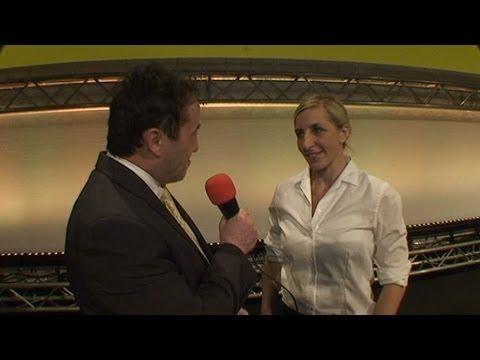 Interview mit Anni Friesinger