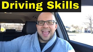 12 Driving Skills You Should Master Before Doing Your Driving Test
