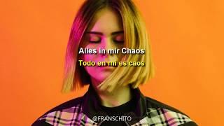 Mathea   Chaos (Lyrics + Sub Español)