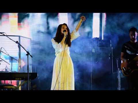 Мария Чайковская – Целуй меня – live @ Atlas Weekend – Kyiv, 02.07.2017