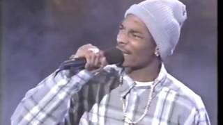 Dr.Dre & Snoop Doggy Dogg   'Nuthin' But A G Thang' 1994 (Live)