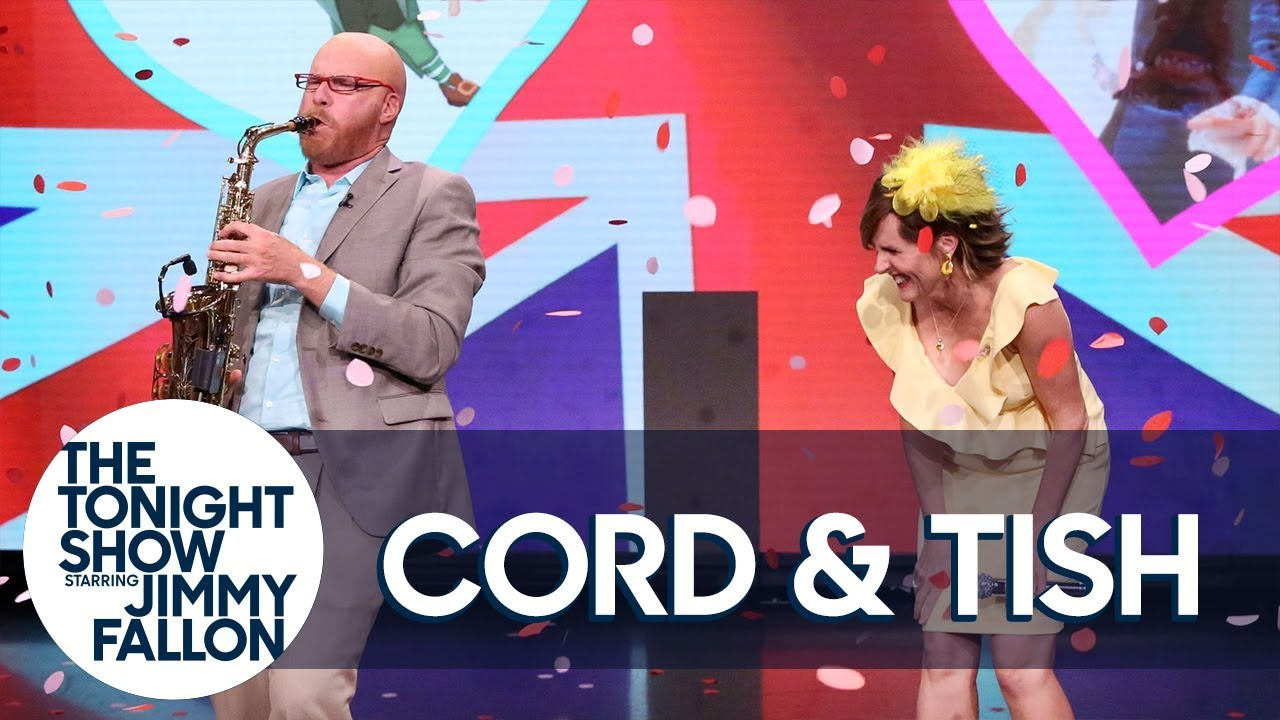 Cord & Tish (Will Ferrell & Molly Shannon) Sing a Song for Prince Harry and Meghan Markle thumbnail