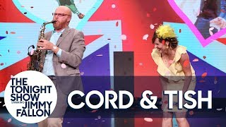 Cord & Tish (Will Ferrell & Molly Shannon) Sing a Song for Prince Harry and Meghan Markle