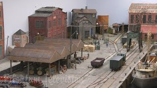 One of the finest and most famous model railroad layouts in