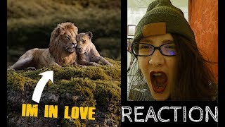 REACTIONS: The Lion King TV SPOT + Protect The Pride Lands