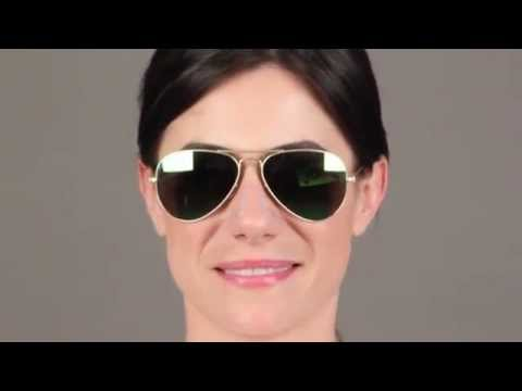 Ray-Ban RB3025 Aviator Large Metal 112/19 – Ray-Ban Sunglasses Review