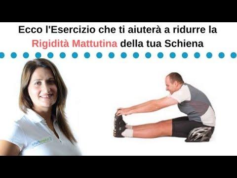 Gonfiore osteocondrosi foto