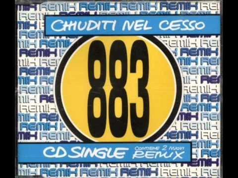 , title : '883 - Chiuditi nel Cesso'