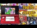 Top 10 Juegos Favoritos De Nintendo 3ds