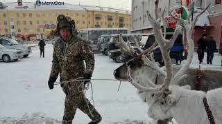 Самый холодный город Якутия _ The coldest city of Yakutia