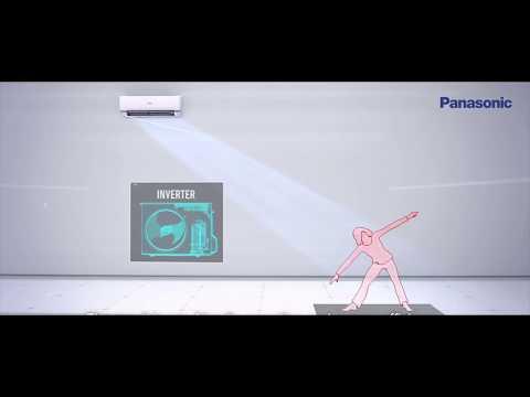 Кондиционер Panasonic CS/CU-Z20TKEW (Flagship 2017) Video #1
