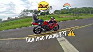 "MT09 X MT03  ""NO TOP SPEED LADO A LADO"""