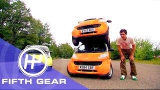 Fifth Gear: Jonny's Revolutionary City Car