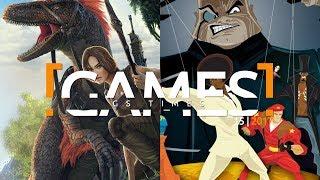 GS Times [GAMES] 15 (2017). Spider-Man, ARK: Survival Evolved, Evil Genius 2 | Главные новости игр