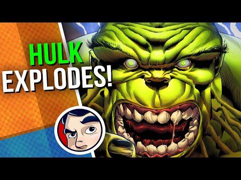 "Immortal Hulk ""Explodes!"" – Complete Story   Comicstorian"