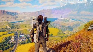 JUST CAUSE 4 - 45 Minutes of Gameplay Demo (PS4, XBOX ONE, PC) Developer Walkthrough 2018