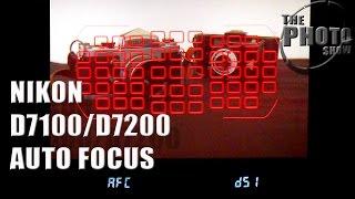 Nikon D7100/D7200 Auto Focus