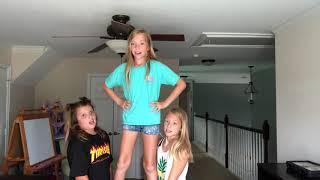5 Easy Cheer Stunts ( KSS )