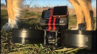 Na Pełnym Gazie:Trzy Baterie Dziennie Challenge || 1 kwietnia: Megabee V2 + GoPro Hero 7 Black