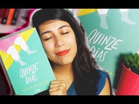 QUINZE DIAS (COM SPOILER), de Vitor Martins | Guerraquea