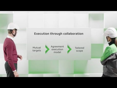 Reach your targets through successful collaboration