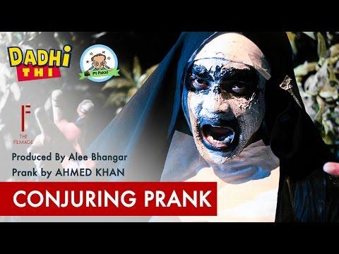 Conjuring Prank