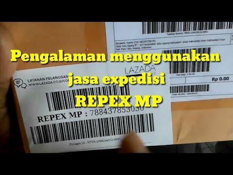 pengalaman menggunakan pengiriman REPEX HOULDING