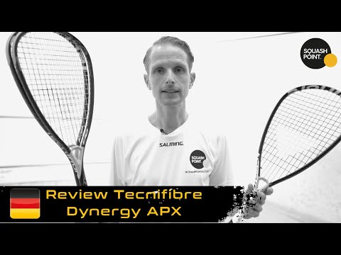 Review Tecnifibre Dynergy APX Squashschläger