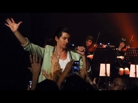 The Last Shadow Puppets - The Dream Synopsis [Live at Ace Hotel Theatre, Los Angeles - 20-04-2016]