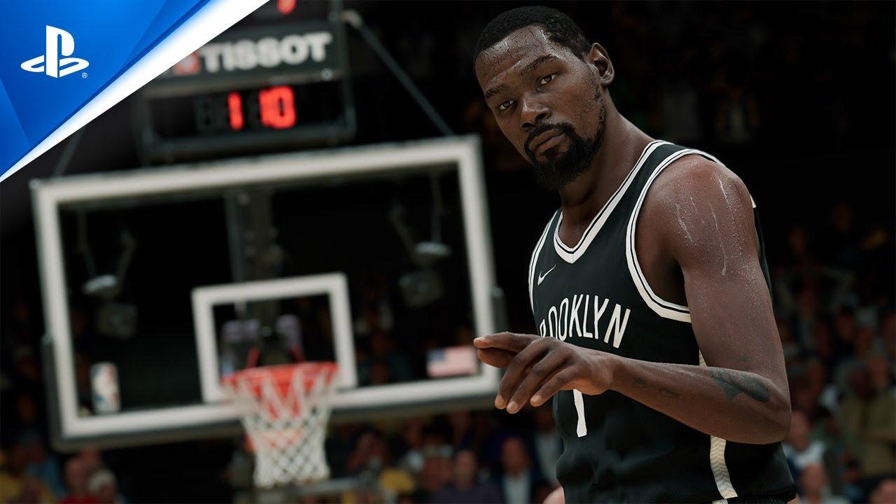 NBA 2K22 steht in den Startlöchern