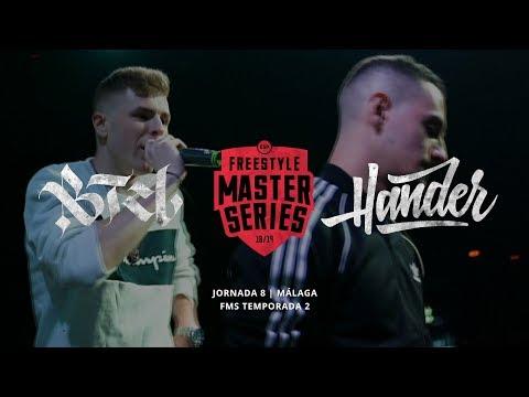 BTA VS HANDER FMS MÁLAGA Jornada 8 Oficial