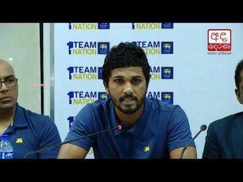 Sri Lanka cricket team returns after successful Bangladesh tour