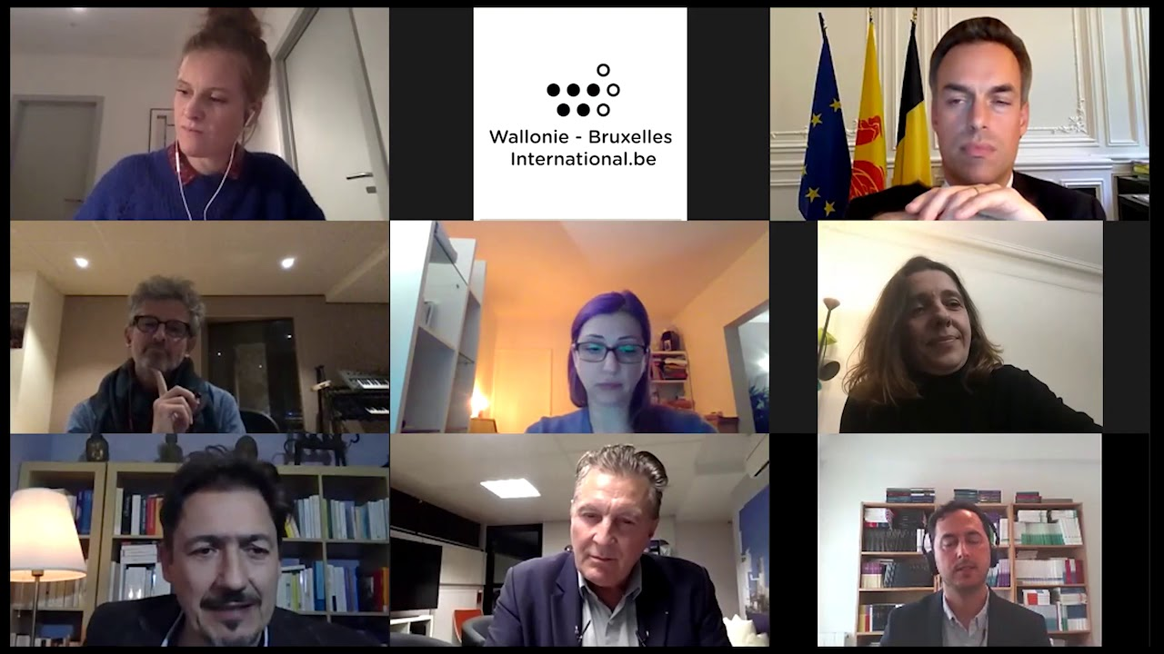 [Vidéo] Revivez le Webinaire #2 : La diversité des expressions culturelles à l'ère de l'IA